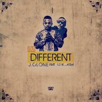 J.Clone – I'm Different (ft Izik Aga)