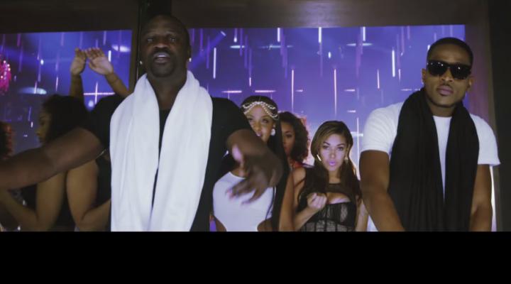 D'banj ft Akon – Frosh