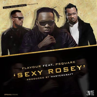 Flavour ft P-Square  – Sexy Rosey