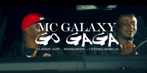 MC Galaxy – Go Gaga (Remix) Ft. Stonebwoy, Cynthia Morgan & DJ Jimmy Jatt