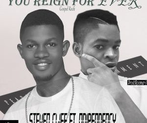 Download: You Reign for Ever by Steven Cliff