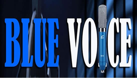The Blue Voice
