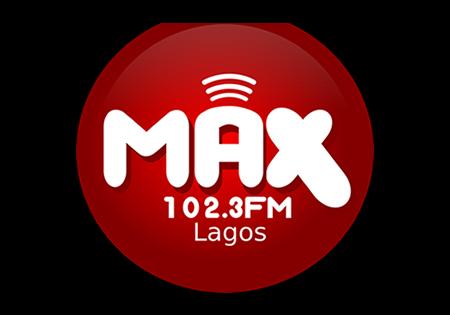 Max 102.3 FM Lagos