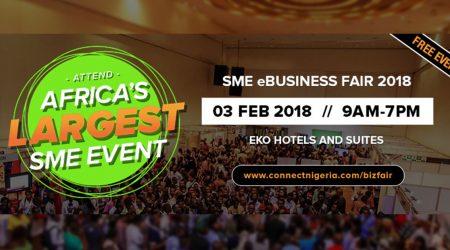 Connect Nigeria SME ebusiness Fair 2018 – Live!