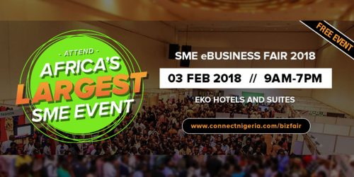 Connect Nigeria SME ebusiness Fair 2018 – Live!