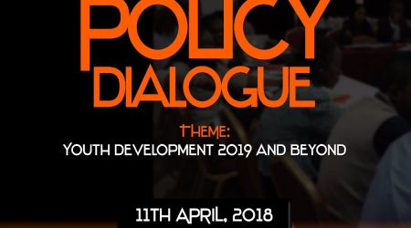 Youth Policy Dialogue live!