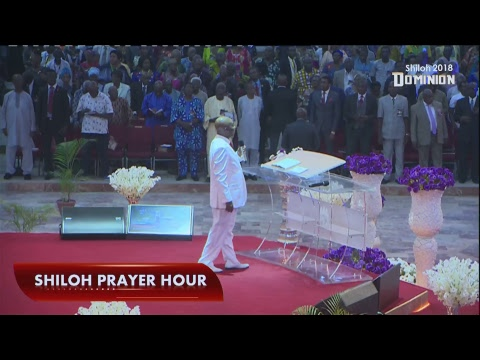 shiloh 2018 prayer hour