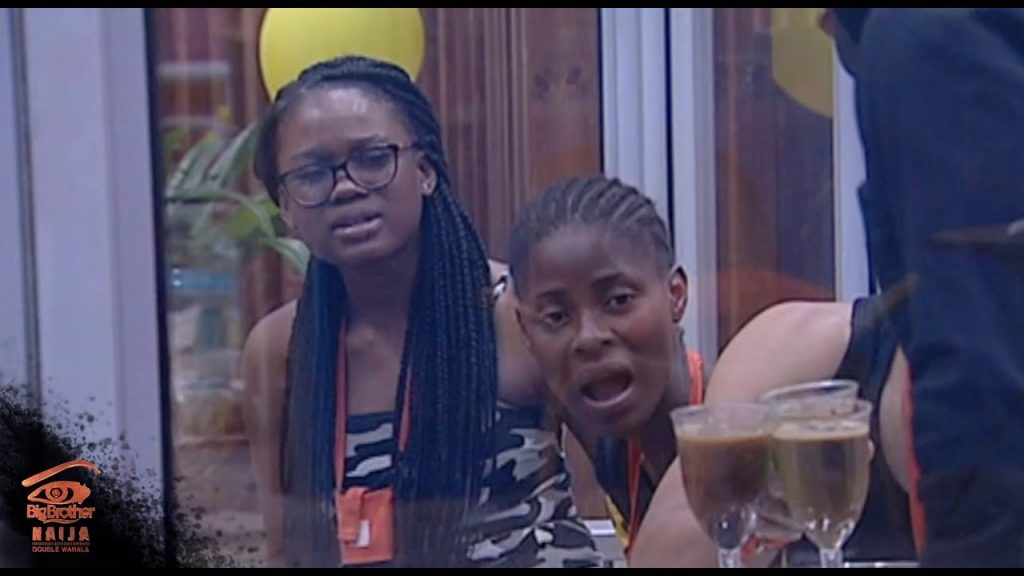 BBNaija 2018 – Day 68 highlights: The ultimate drink