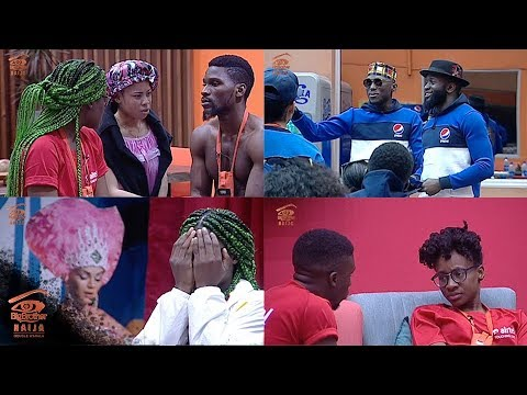 BBNaija 2018 – Day 77 highlights: Bring it on!